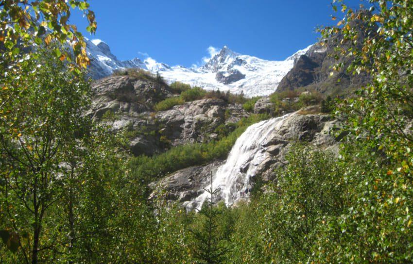 Алибекский водопад как добраться