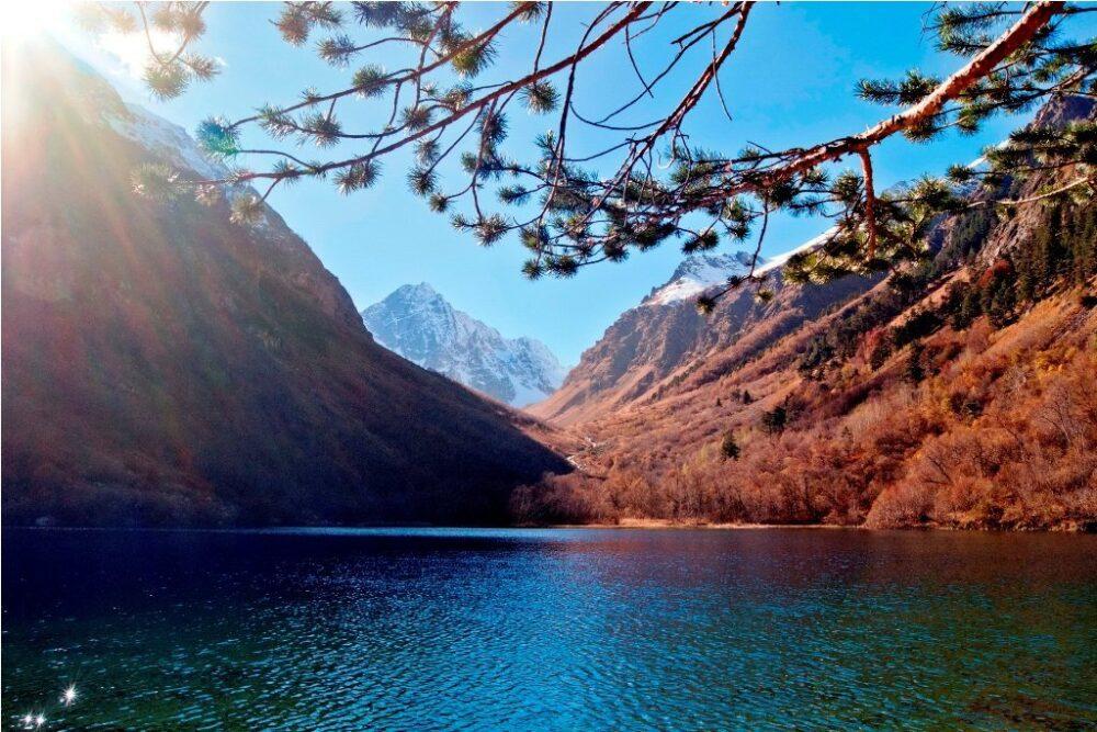 Бадукские озера как добраться