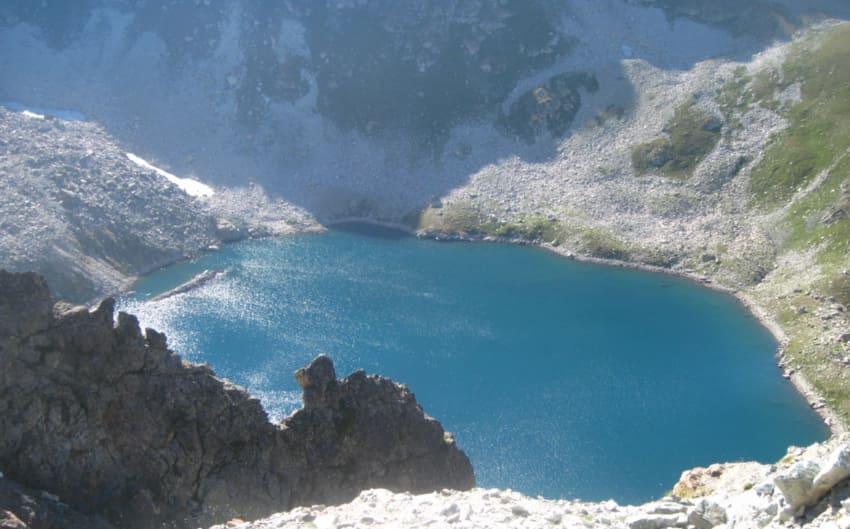 Муруджинские озера как добраться из Домбая маршрут