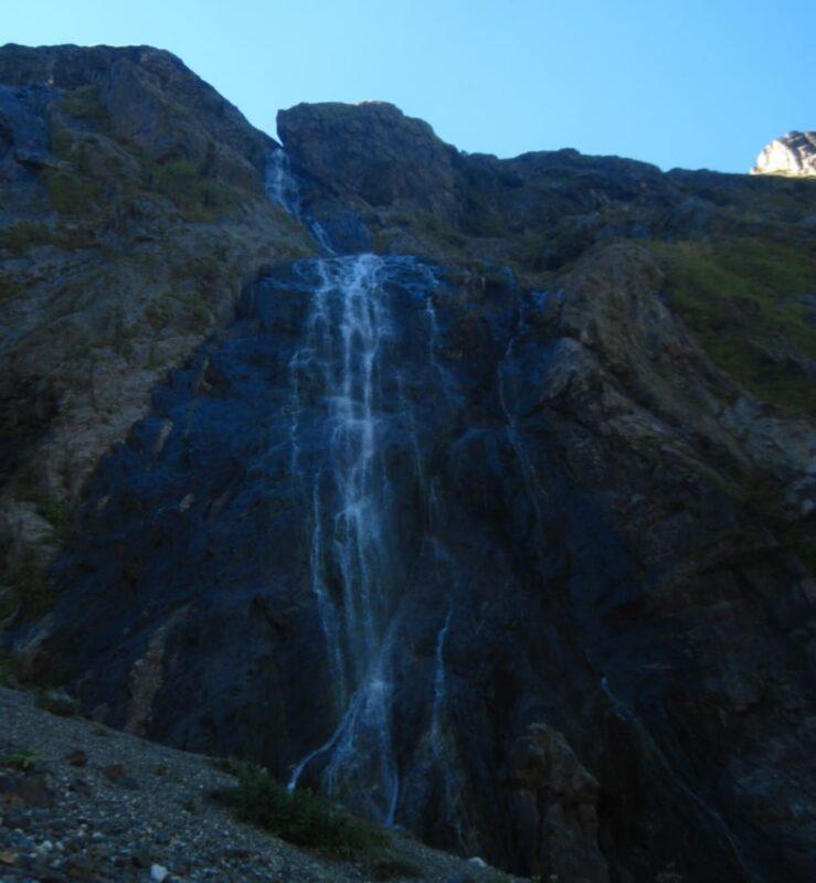 Первый Софруджинский водопад фото