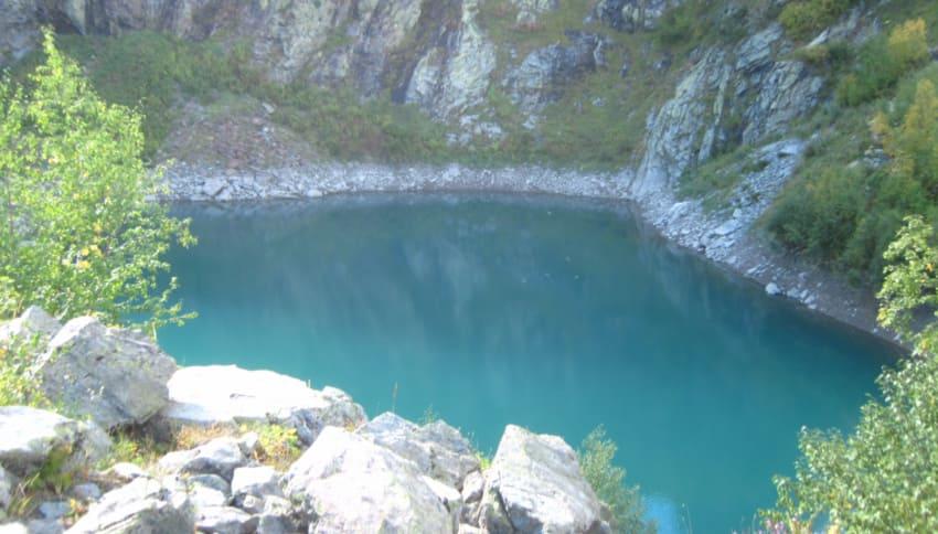 Турье озеро как добраться