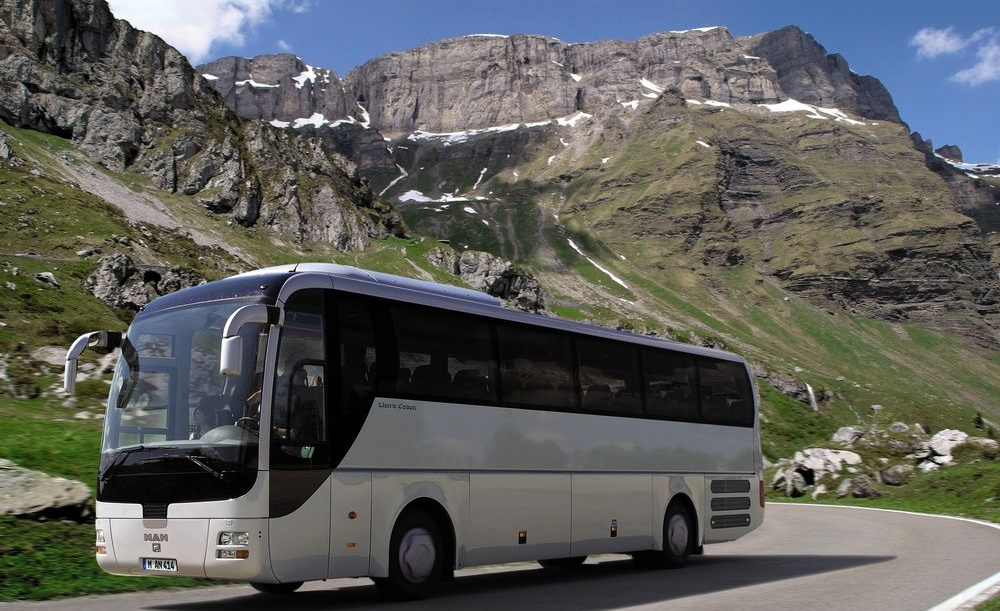 Расписание автобусов Домбай